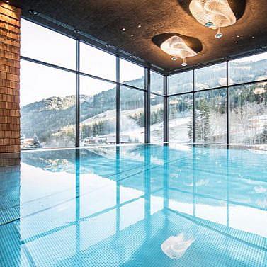 Die Schönheit Südtirols in einer Luxus-Lodge genießen