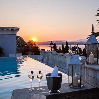 Palazzo-Urlaub am Gardasee
