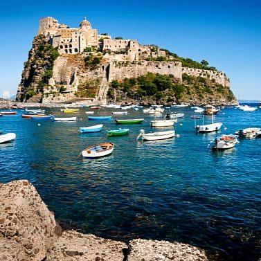 Mediterraner Villen-Charme auf Ischia