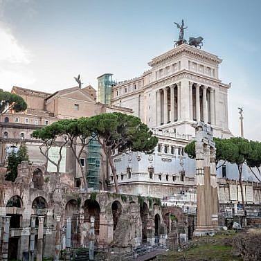 Rom mal anders: zu Fuß und mit Stil durch die ewige Stadt