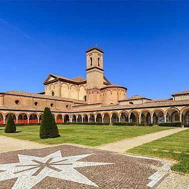 Mediterrane Renaissance-Romantik in Ferrara