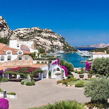 Mediterrane Eleganz auf Sardinien