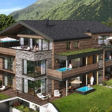Neueröffnung: Exklusive Chalets im malerischen Südtirol