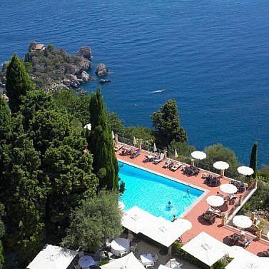 Elegantes 5*-Hotel im bezaubernden Taormina