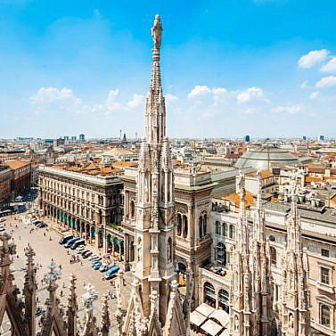 Mondäner Citytrip nach Mailand