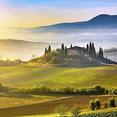 Wein- & Genussreise mit dem Auto durch Italien
