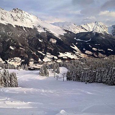 Historischer Berggasthof im schönen Valcamonica