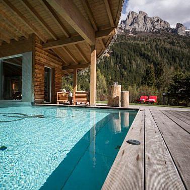 Südtiroler Wellnesshotel mit Gourmet-Restaurant