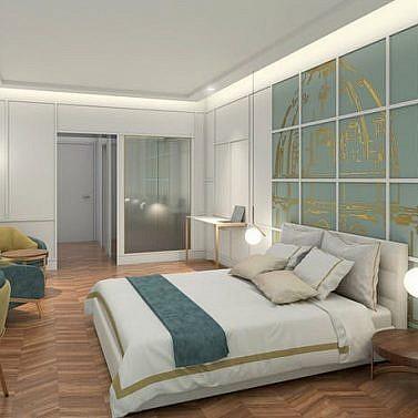 Elegante Hilton-Neueröffnung in Neapel