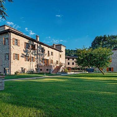Landsitz in der Emilia-Romagna