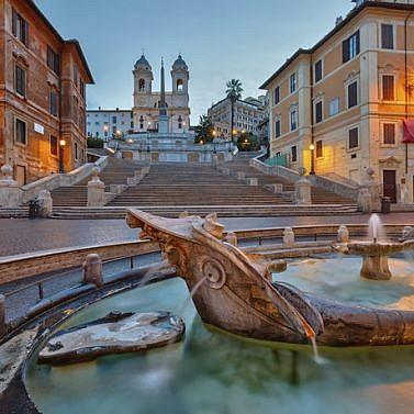 Klassischer Komfort im pulsierenden Zentrum Roms