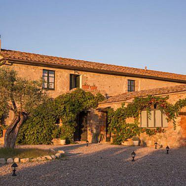 Ländliche Romantik in der Toskana