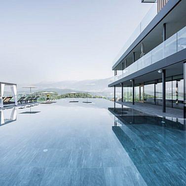 Luxus für alle Sinne im Spa-Resort in Südtirol