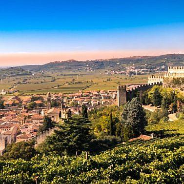 Die Herkunftsregion des Soave-Weins entdecken