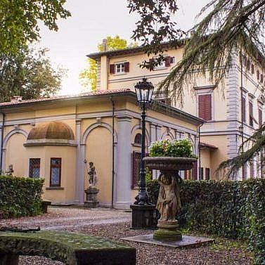 Villenromantik in Florenz