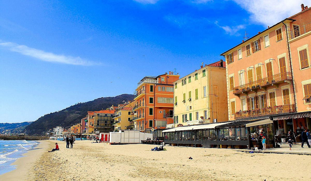 Alassio in Ligurien | italien.de