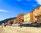 Alassio-Ligurien-Italien