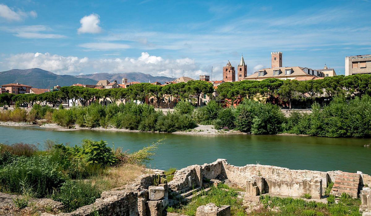 Albenga, Ligurien | italien.de