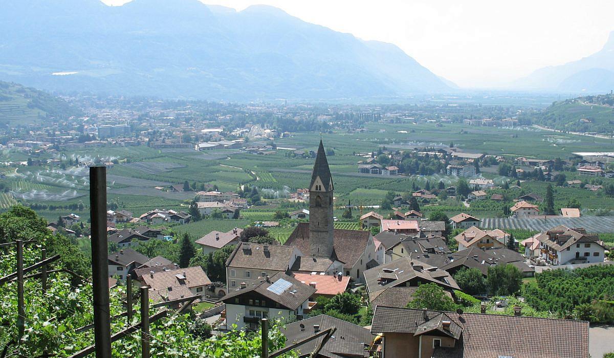 Algund in Südtirol | italien.de