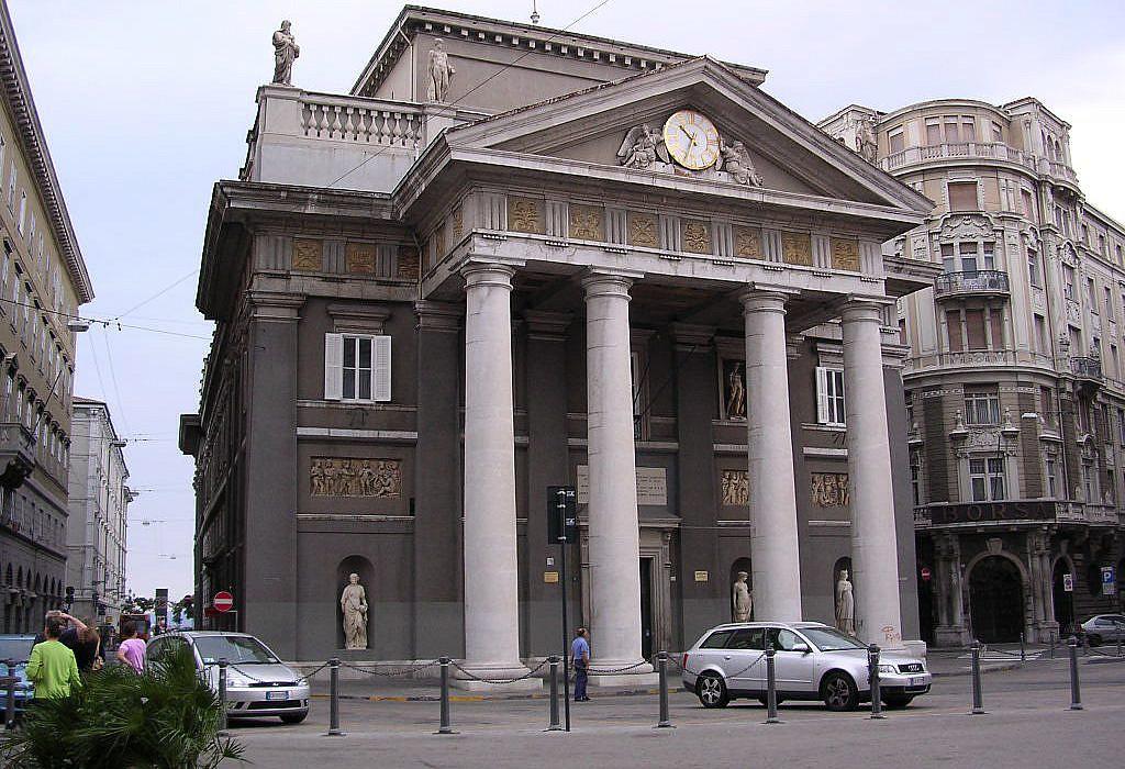 Alte Börse, Triest | italien.de