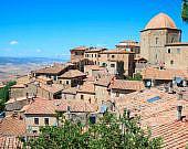 Altstadt-Volterra-Toskana-Italien