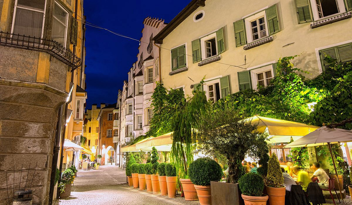Altstadt von Brixen, Südtirol | italien.de