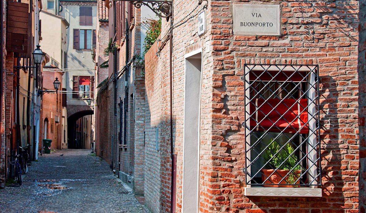 Altstadt von Ferrara, Emilia-Romagna | italien.de