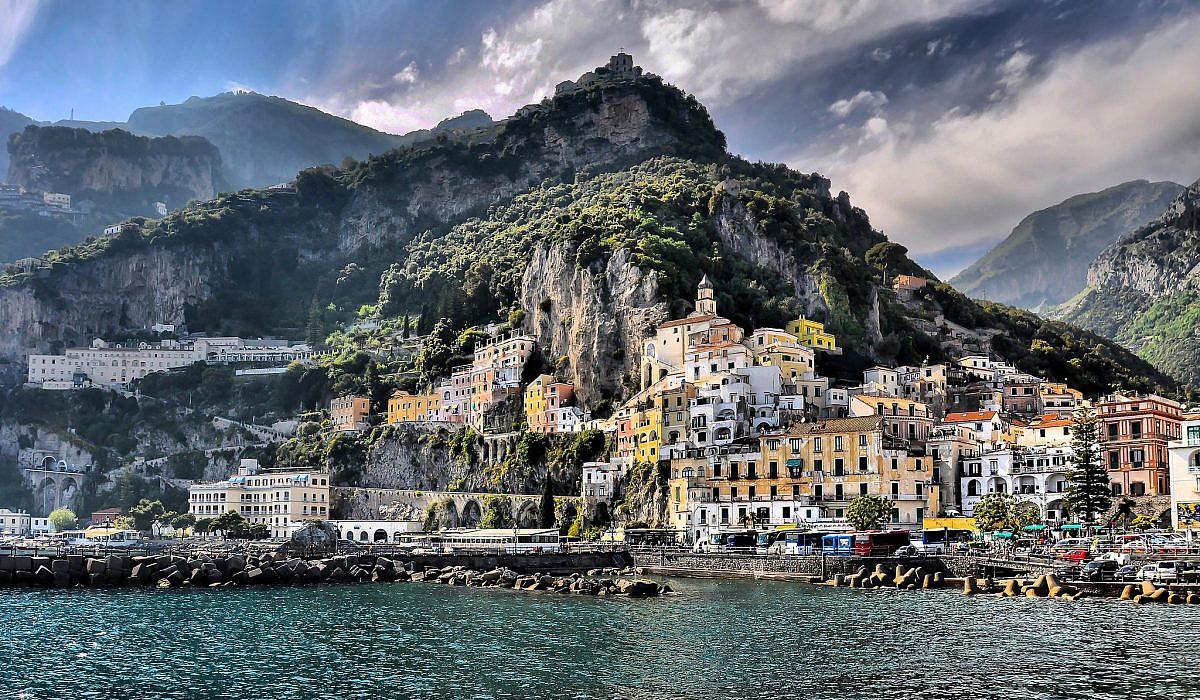 Amalfi, Kampanien | italien.de