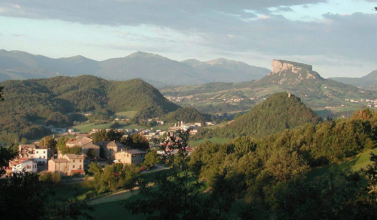 Gebirgszug Apennin | italien.de