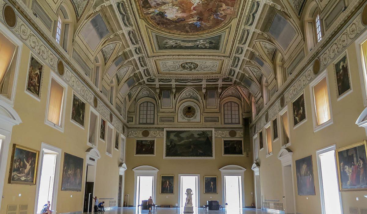 Archäologisches Nationalmuseum in Neapel | italien.de