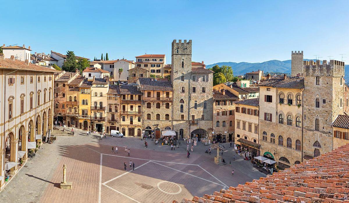 Arezzo toskana for Design boutique hotel toskana