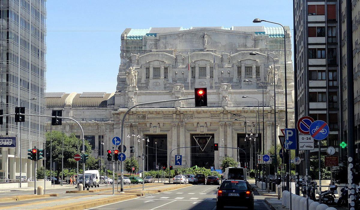 Bahnhof Milano Centrale in Mailand | italien.de