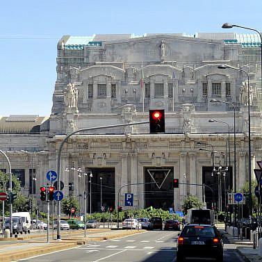 Bahnhof Milano Centrale