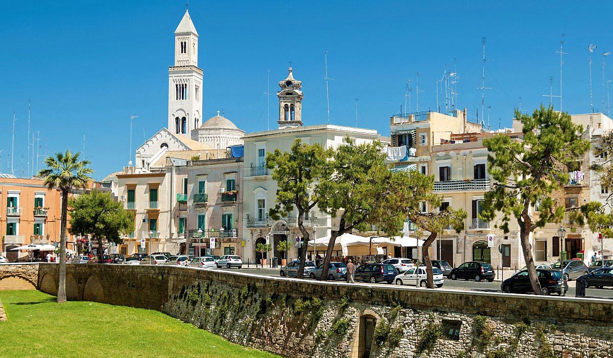 Altstadt von Bari, Apulien| italien.de