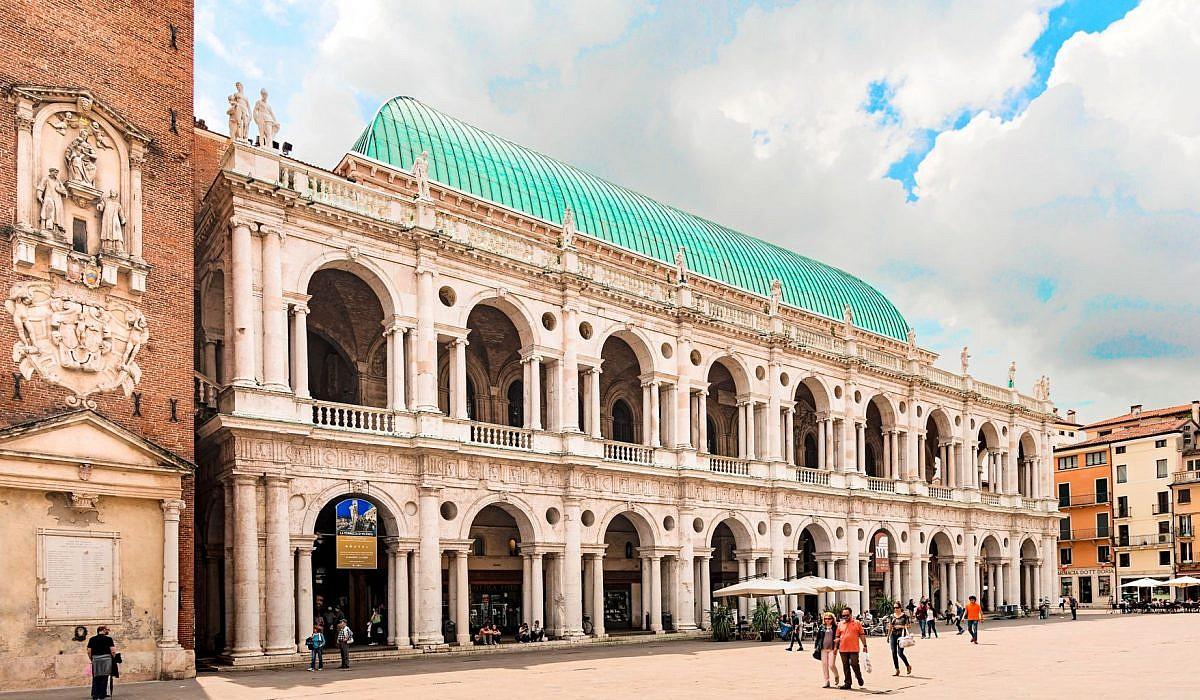 Basilica Palladiana, Vicenza | italien.de