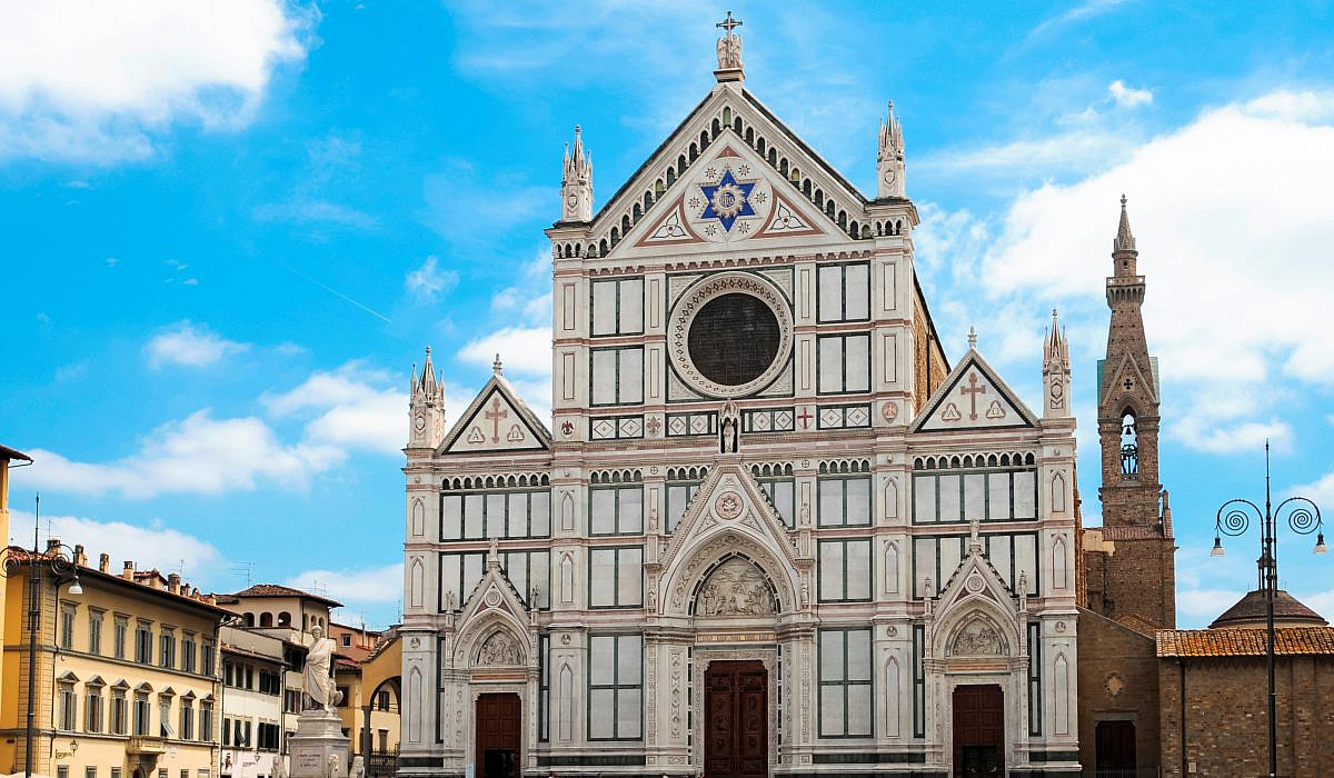 Basilica di Santa Croce in Florenz, Toskana | italien.de