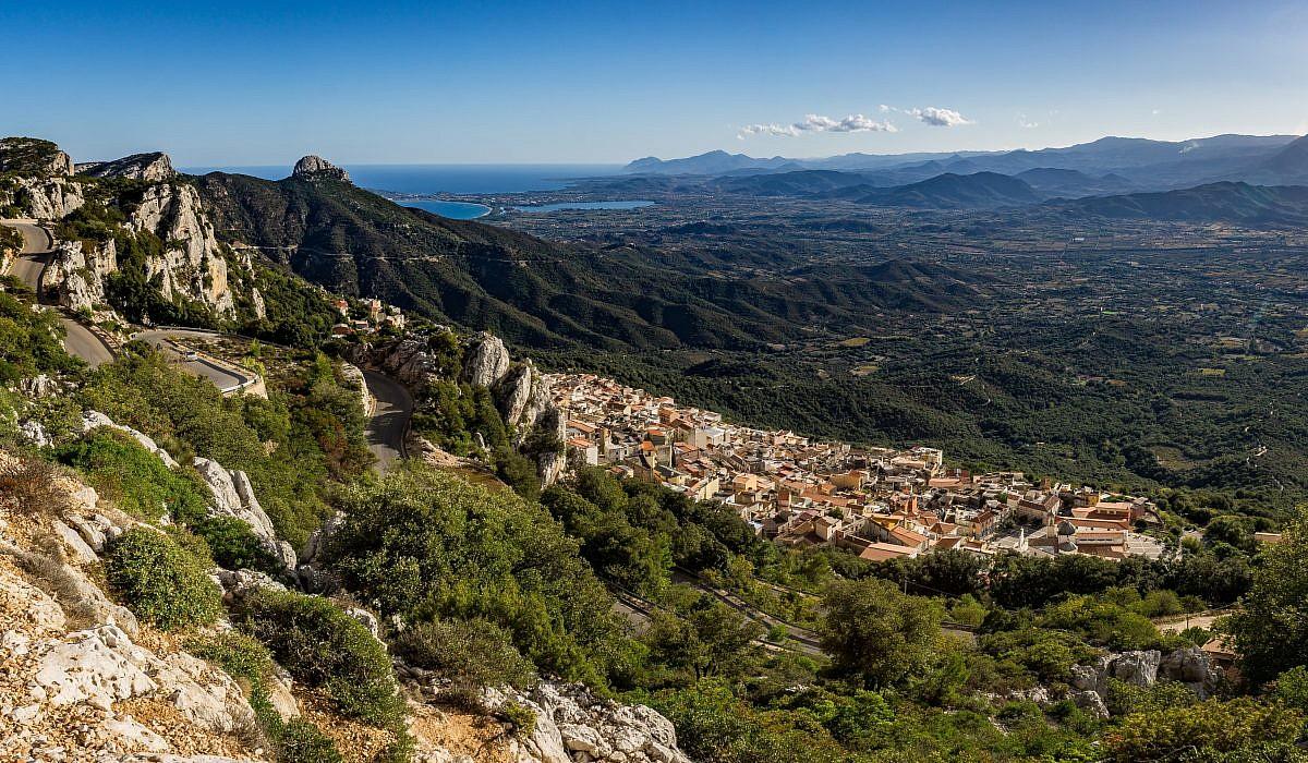 Baunei, Sardinien   italien.de