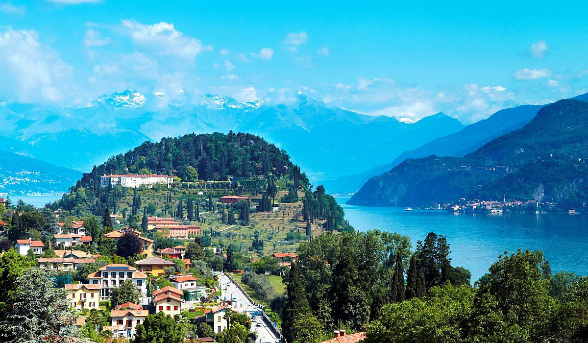 Bellagio am Comer See, Lombardei | italien.de