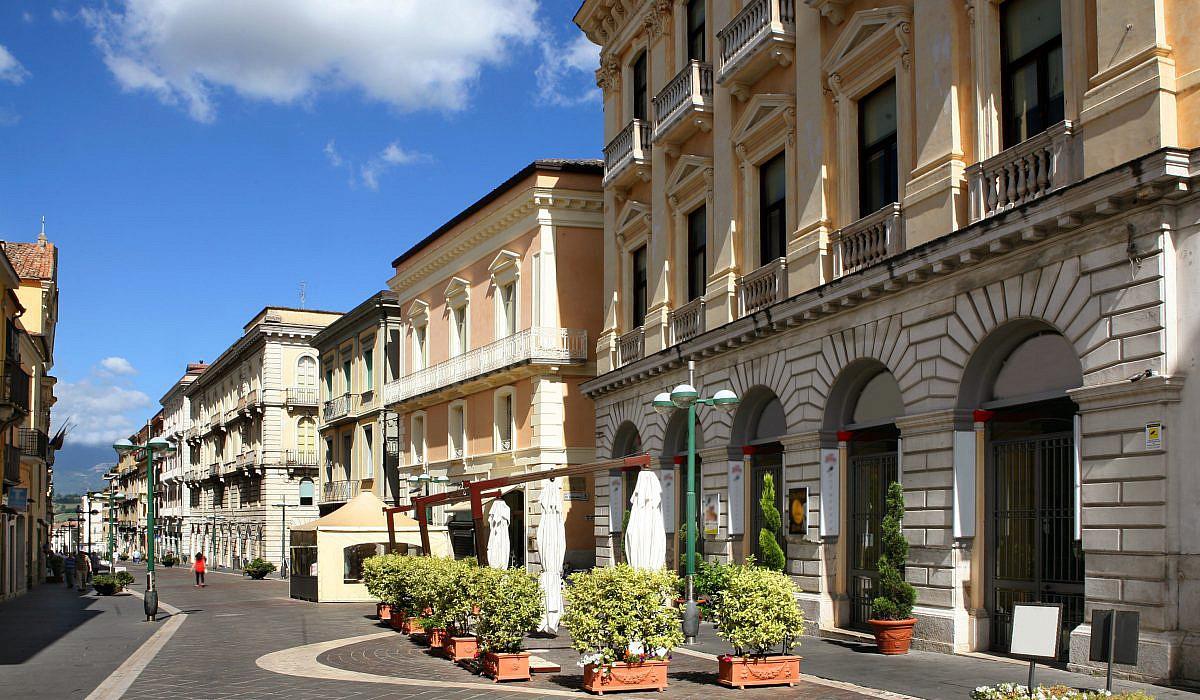 Benevento, Kampanien | italien.de