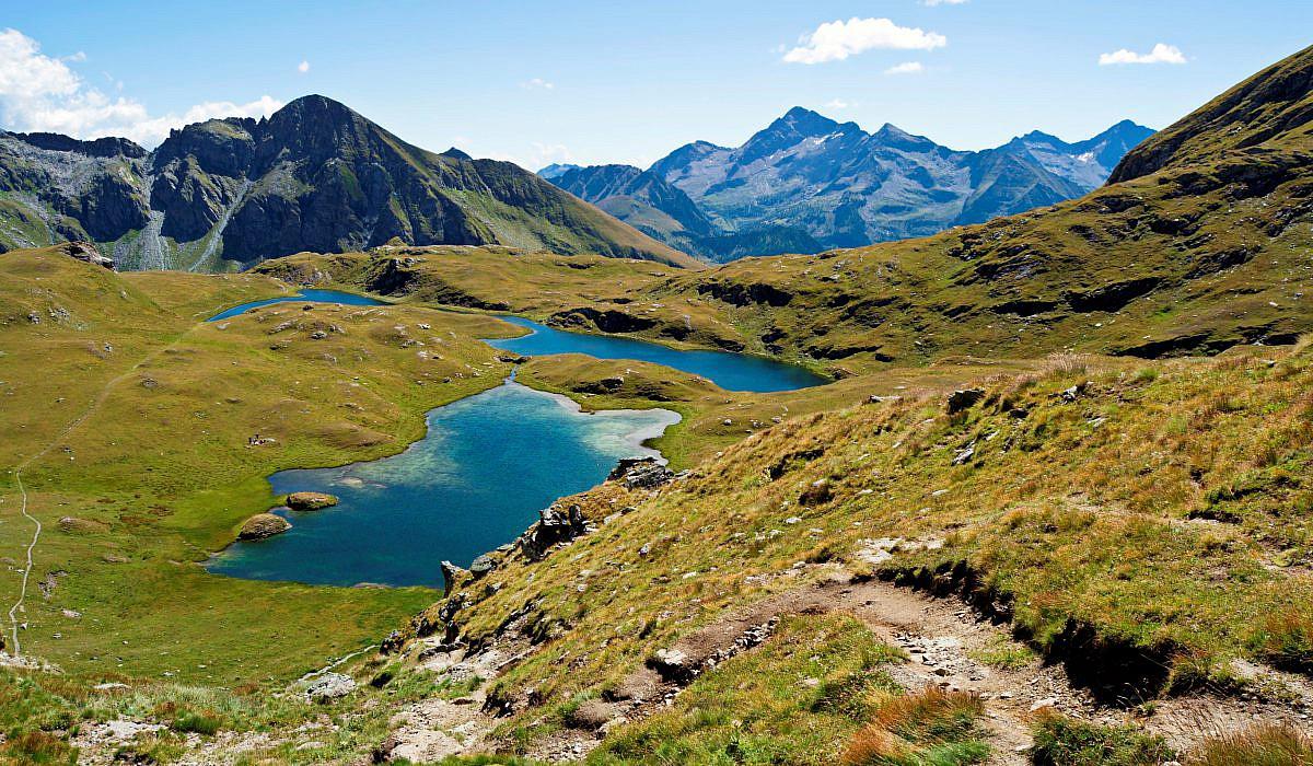 Bergsee im Gran Paradiso Nationalpark, Aostatal | italien.de