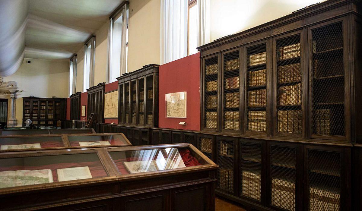 Biblioteca Malatestiana, Cesena | Italien.de