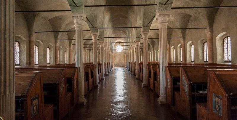 Biblioteca Malatestiana in Cesena, Emilia-Romagna | italien.de