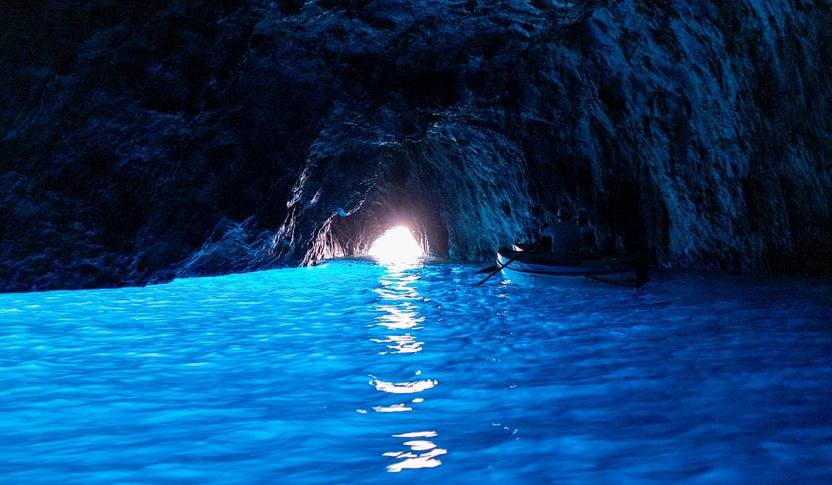 Blaue Grotte, Capri | italien.de