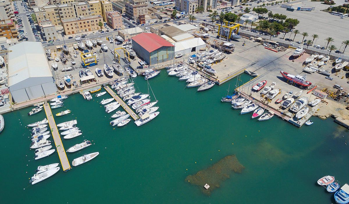 Boat Service Trapani, Sizilien | italien.de