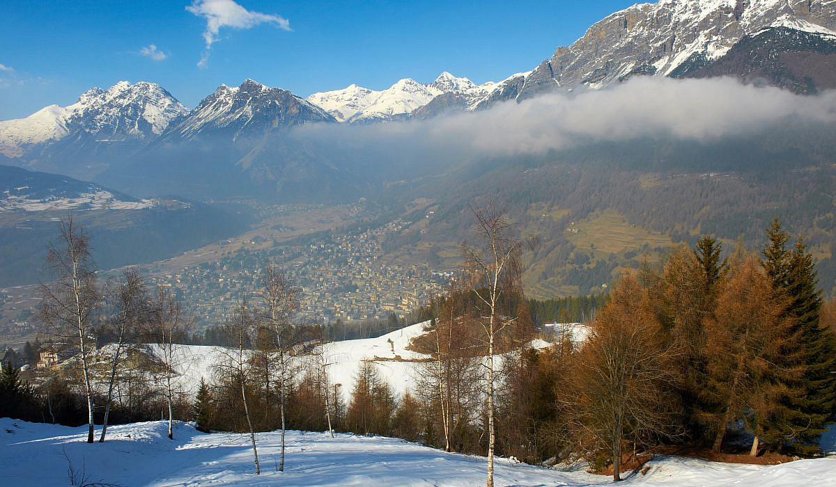 Bormio Bergpanorama, Lombardei | italien.de