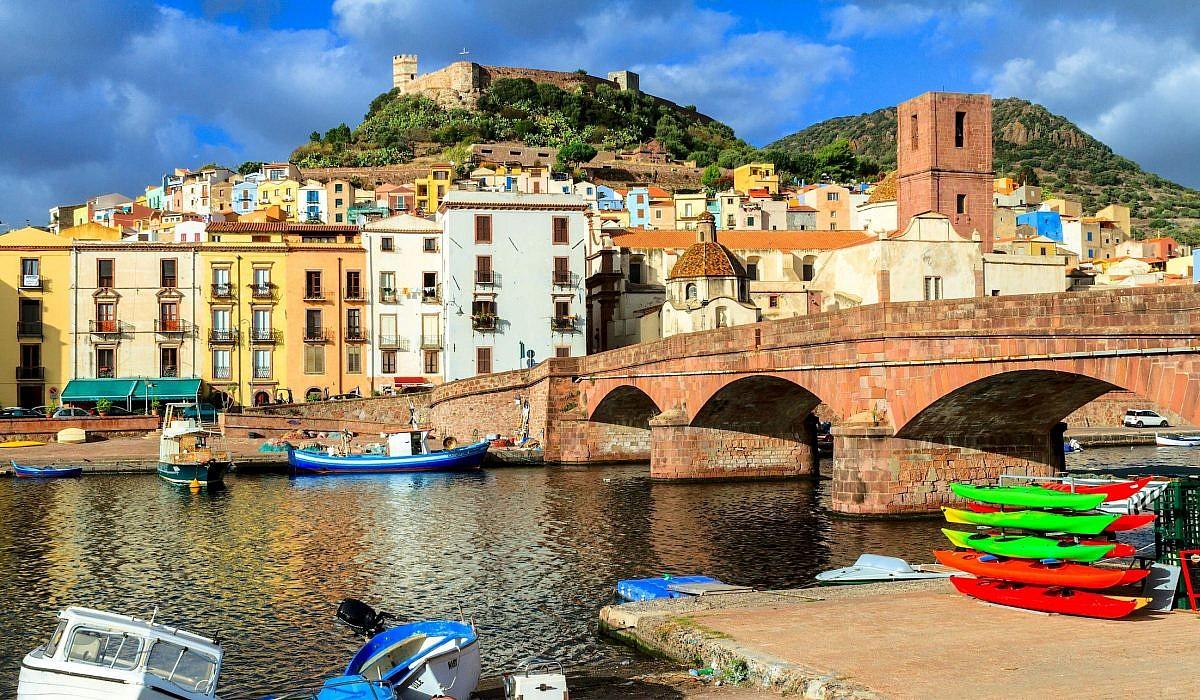 Bosa, Sardinien | italien.de