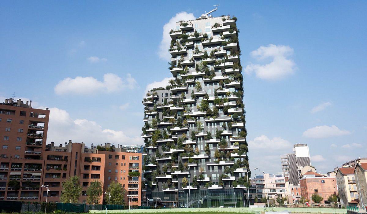 Bosco Verticale, Mailand |italien.de