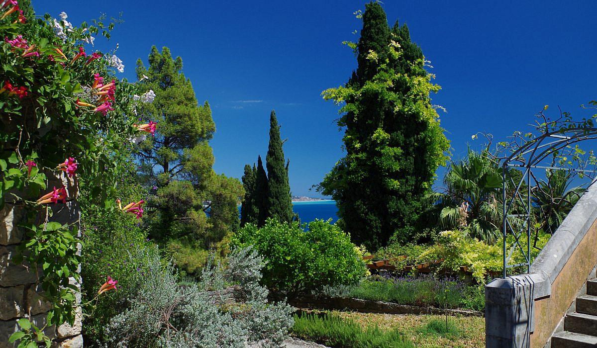Botanischer Garten Hanbury bei Ventimiglia, Ligurien | italien.de