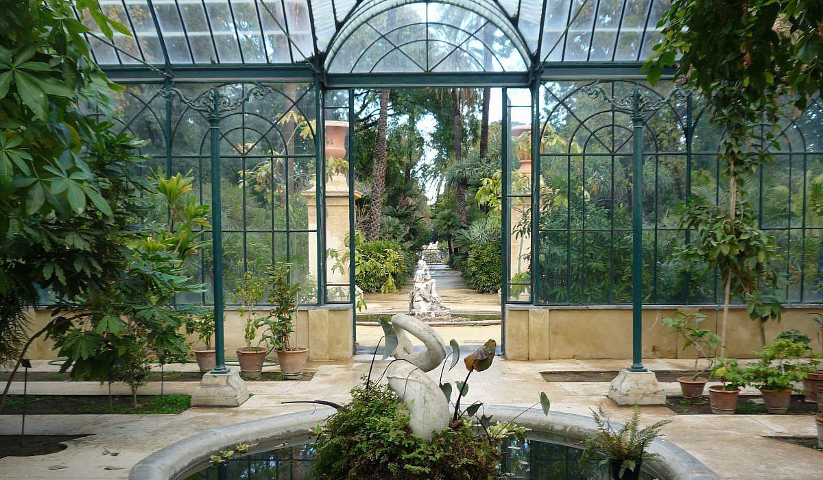 Botanischer Garten, Palermo | italien.de