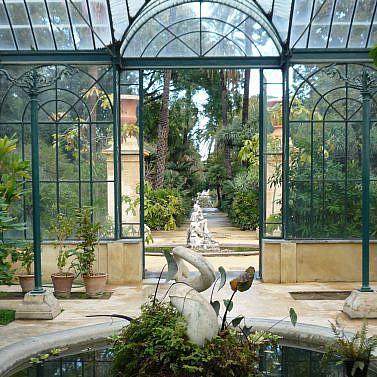 Botanischer Garten Palermo